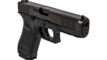 Glock 17 Gen 5 9mm Full Size Pistol 17 Round