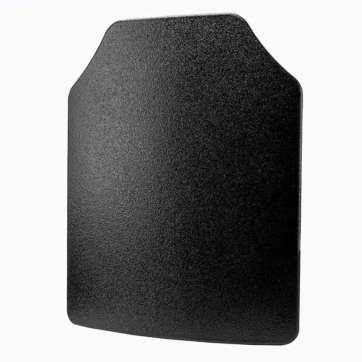VISM UHMWPE Ballistic Plate - 11X14 - Curved STR's Cut front