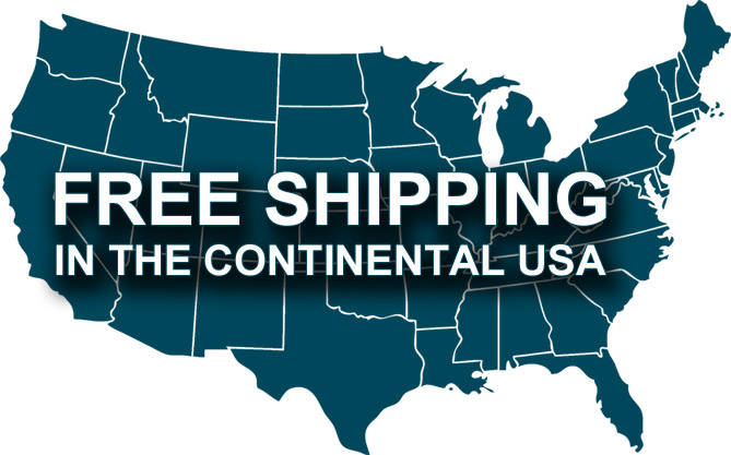 Free Shipping to continental USA on all orders over $30! 1