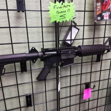 AR-15-Pistol-Penetrator-10.5-1-7-twist-Phosphate-Classic-Black