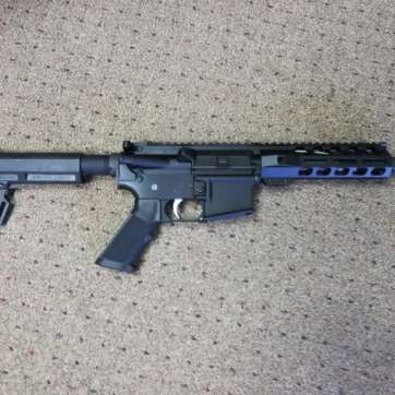 AR-15-Pistol-Infiltrator-7.5-300-Blackout-18-Phosphate-Lightweight-M-Lok