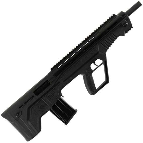 GARAYSAR MKA1923 BLACK 12 GAUGE 5+1 FIXED BULLPUP STOCK SEMI-AUTO SHOTGUN