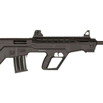 GARAYSAR MKA1923 Black 12 Gauge 5+1 Fixed Bullpup Stock Semi-Auto Shotgun