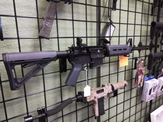 AR-15-Rifle-Mid-Length-5.56-NATO-1in-7-twist-Phosphate-MOE-EPT-with-MBUS-Rear-Sight-Urban-Gray