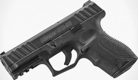 Stoeger STR-9C 9MM Compact Pistol