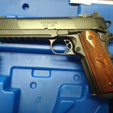 Springfield Armory 1911 TRP™ Operator Tactical .45 ACP Handgun