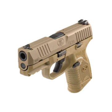 FN Herstal 509 Compact 9mm 3.7 Barrel, FDE