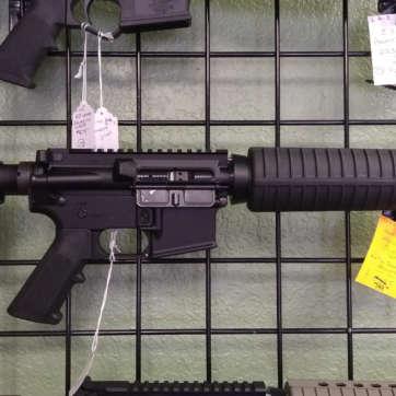ar-15 pistol penetrator 10.5 inch barrel 5.56